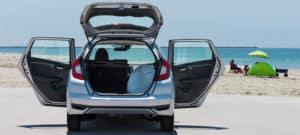 2020 Honda Fit Magic Seat Long Mode