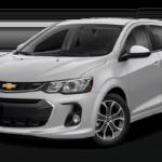 2020 Chevrolet Sonic Hatchback LT