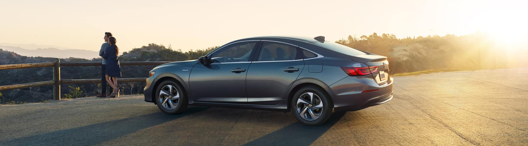2021 Honda Insight Hybrid Slider