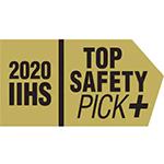 Honda Insight 2020 IIHS Top Safety Pick Plus