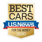 U.S. News & World Report: Best Minivan for Families Award