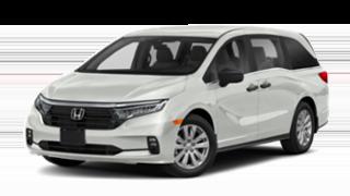 2021-Honda-Odyssey
