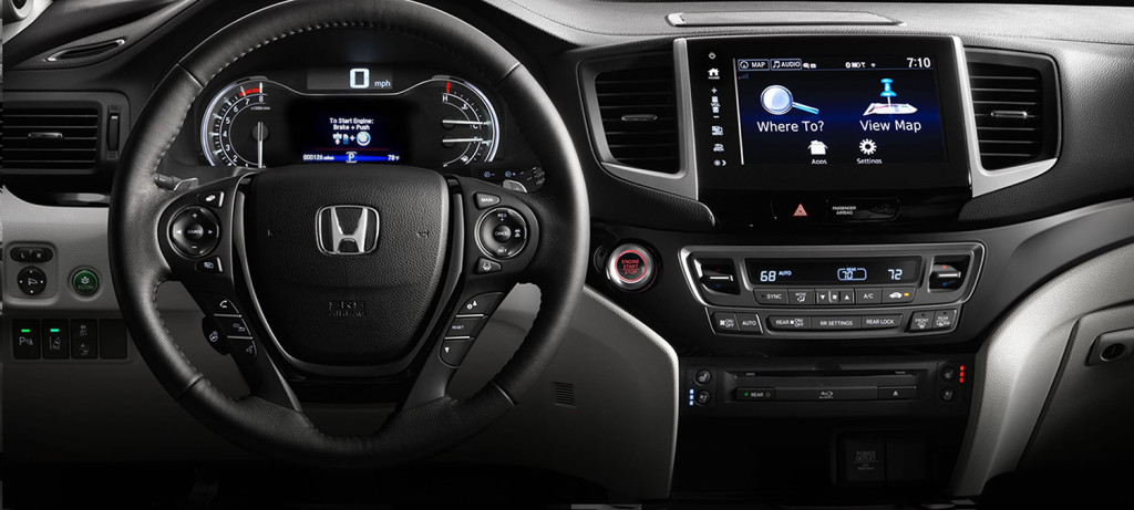 2017 Honda Pilot | Mid-Missouri Honda Dealers | New Honda SUVs