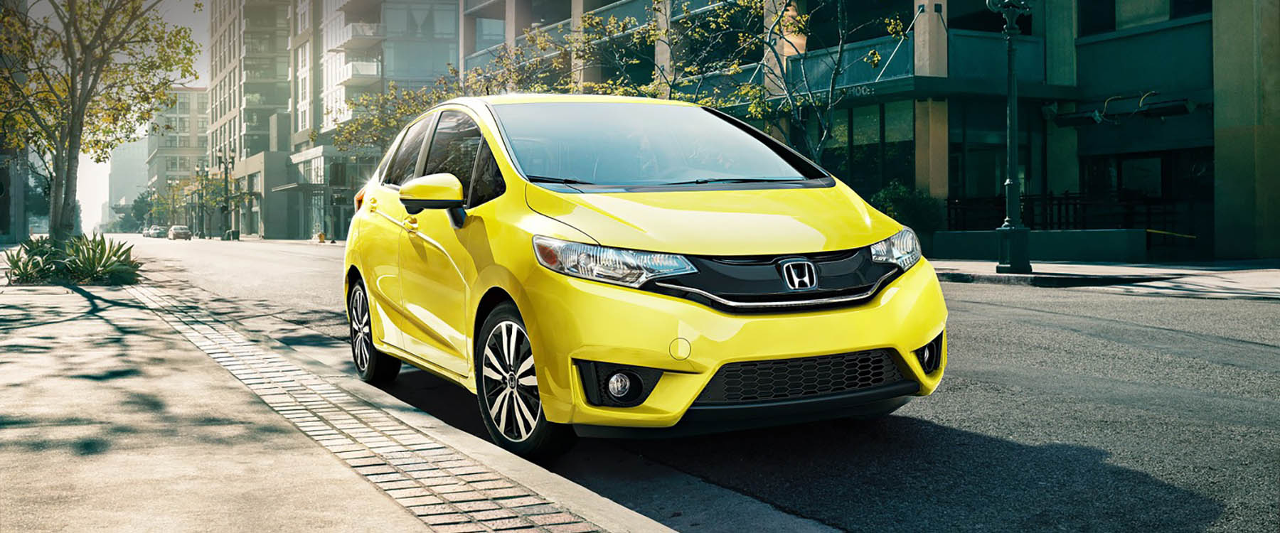 2017 Honda Fit Slider