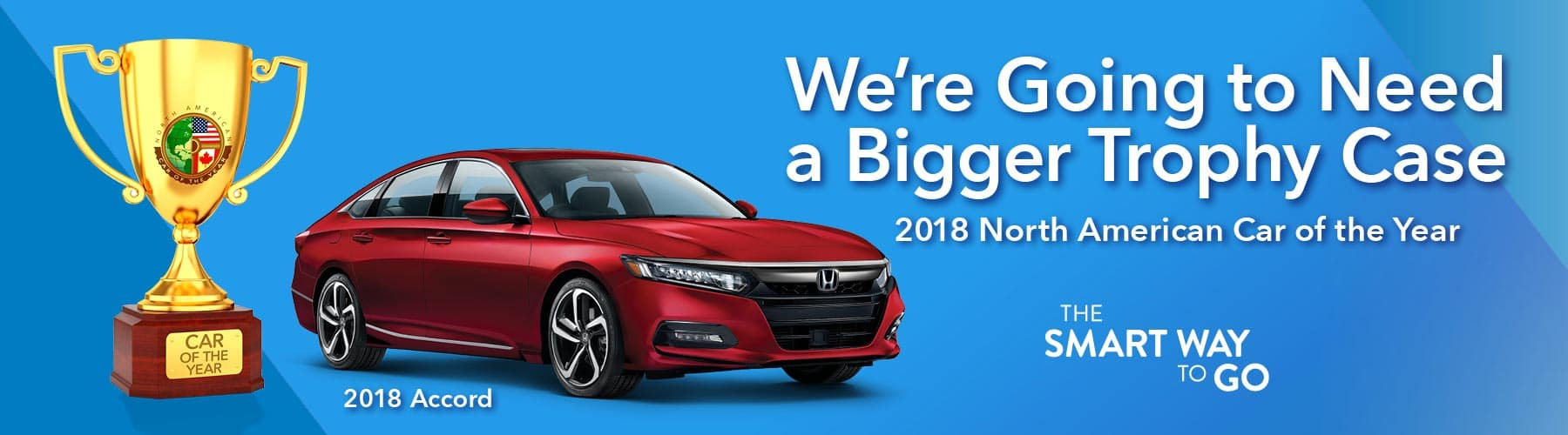 2018 Honda Accord North American Car of the Year