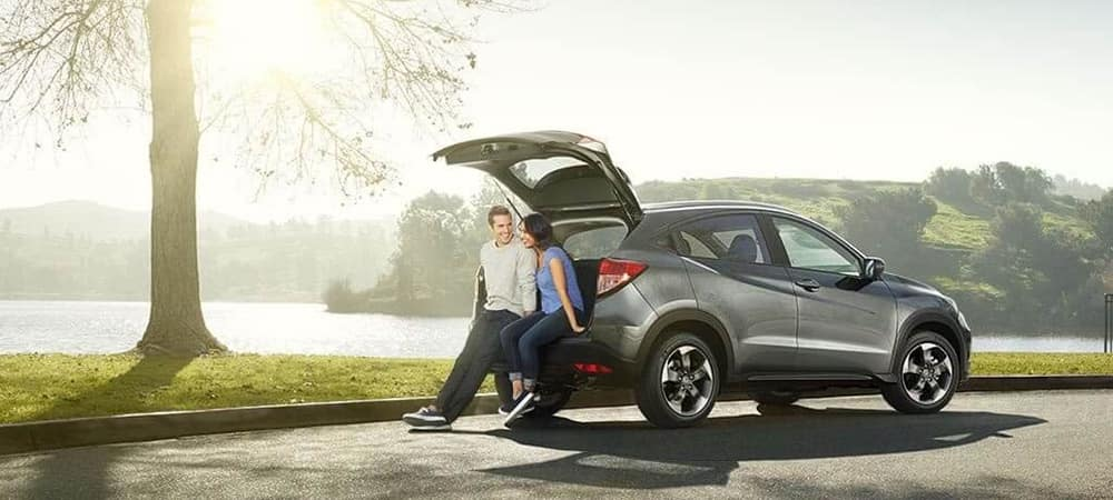 2018 Honda HR-V Couple