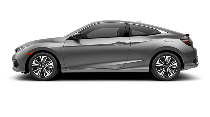2018 Honda Civic Coupe EX-L