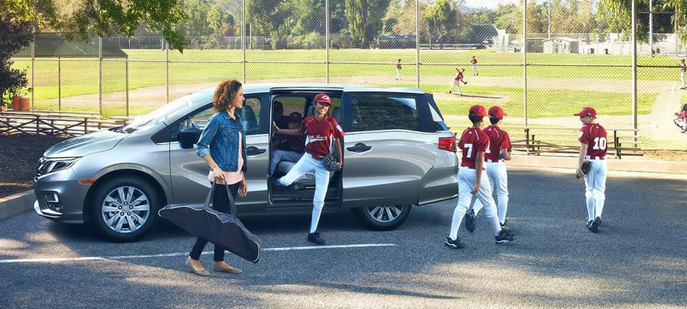 2018 Honda Odyssey Little League