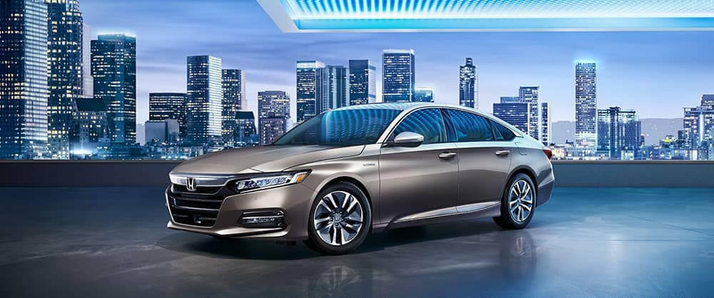 2018 Honda Accord Award Winner