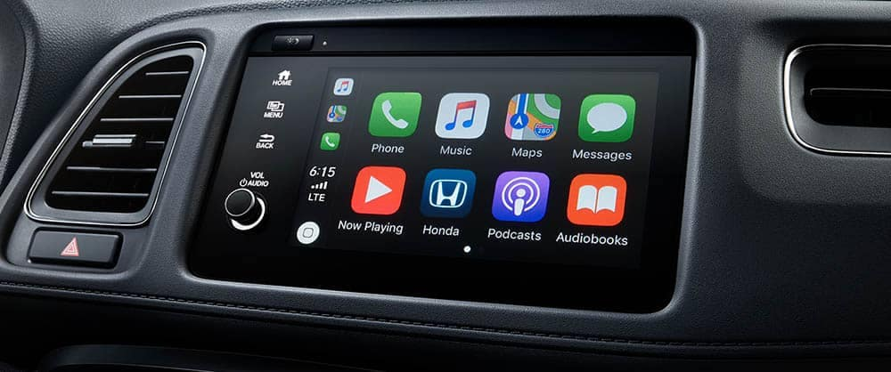 2019 Honda HR-V Apple Carplay
