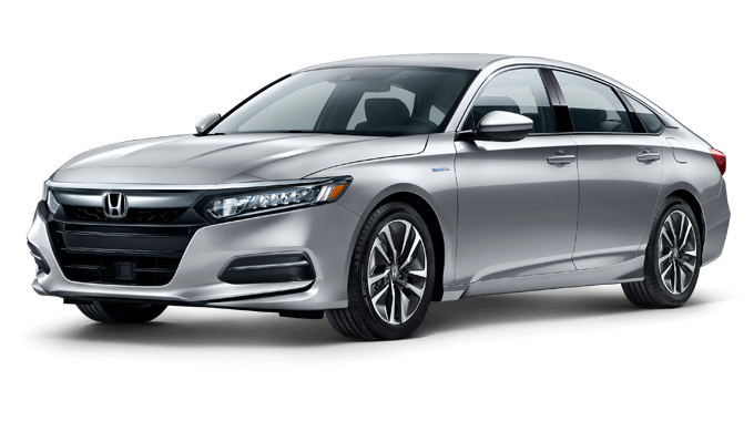 2019 Honda Accord Sedan Hybrid