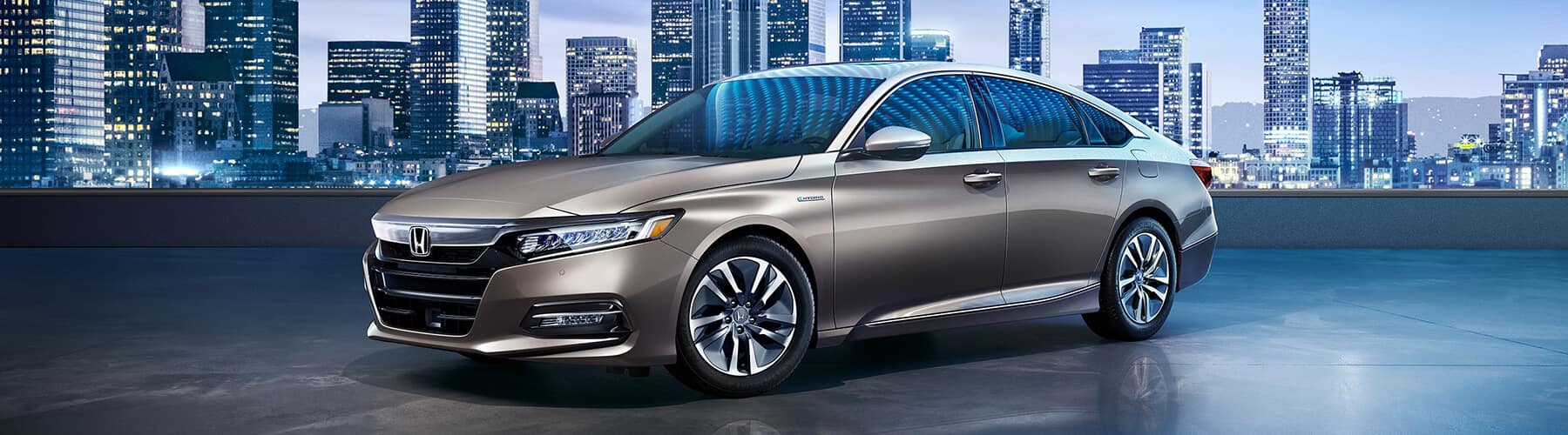 2019 Honda Accord Hybrid Slider
