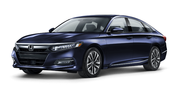 2019 Honda Accord EX-L Hybrid