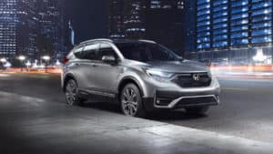 2020 Honda CR-V Exterior Hero
