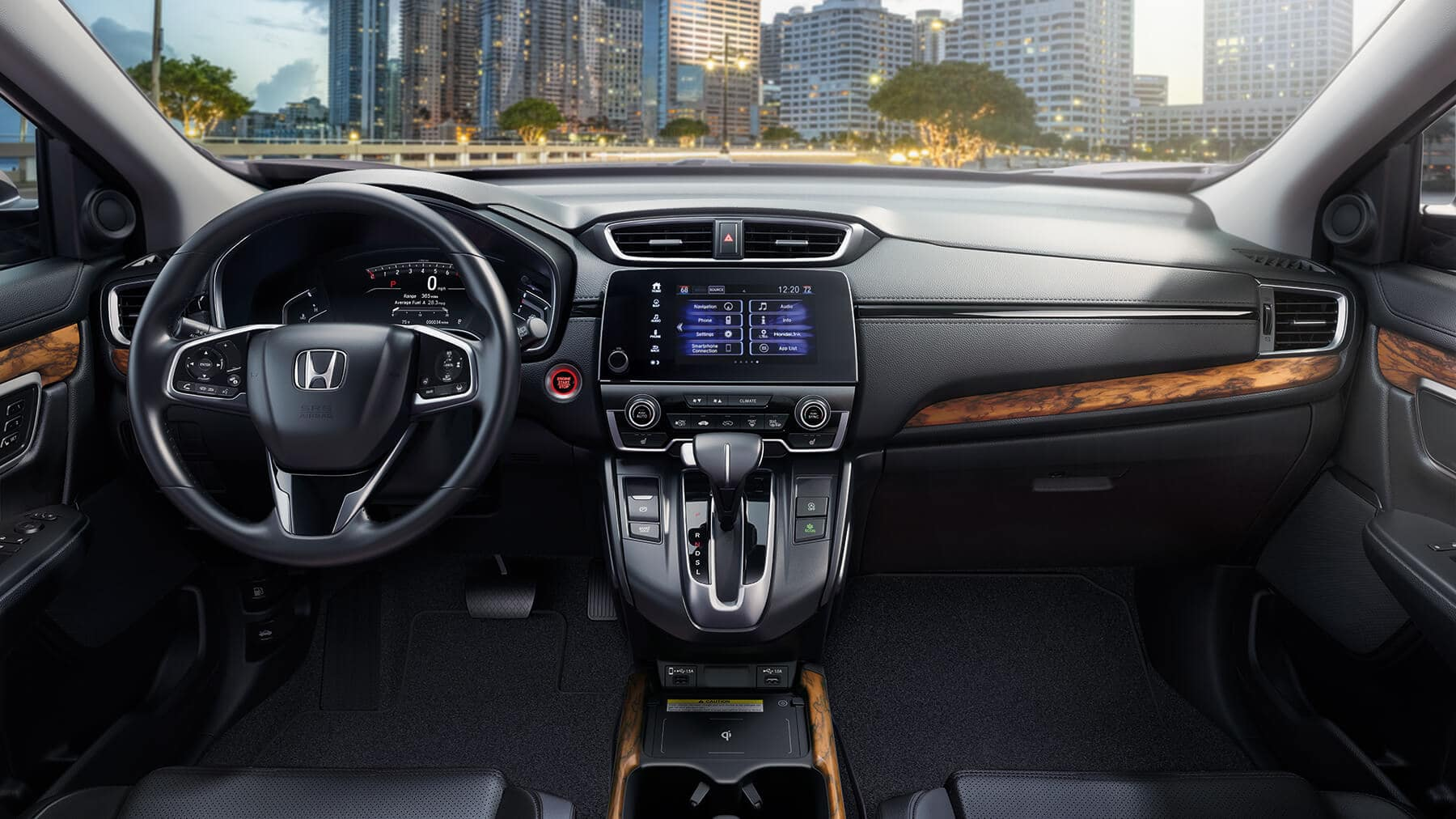 2020 Honda CR-V Interior Hero