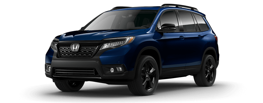 2020 Honda Passport AWD Jellybean
