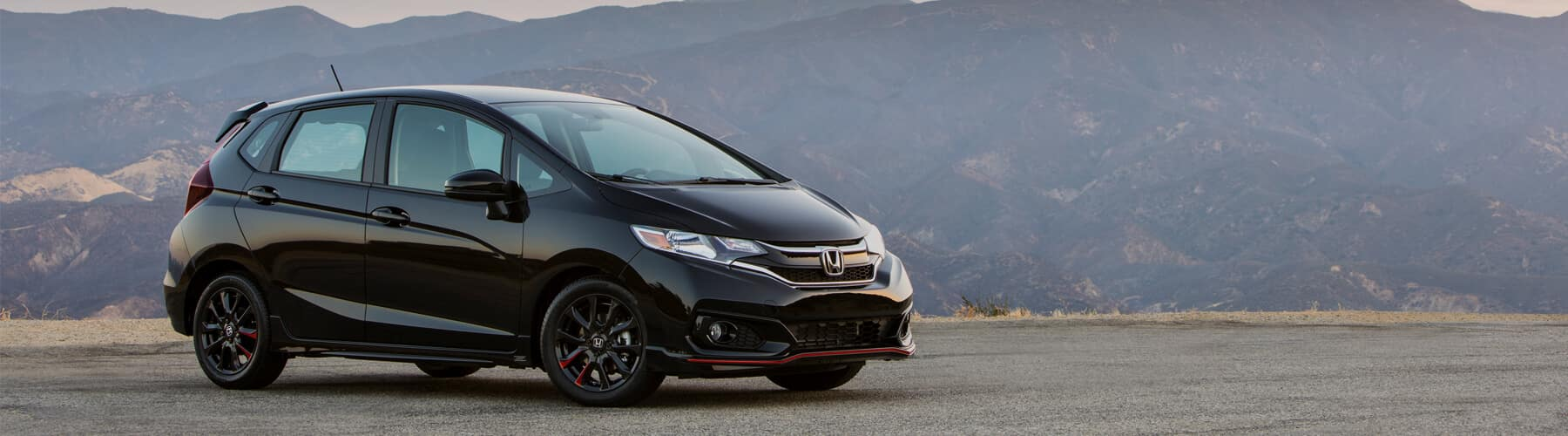 2020 Honda Fit Slider