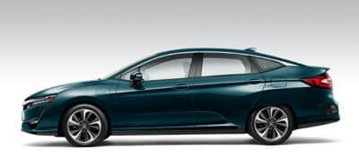 Honda Clarity Plug-In Hybrid Models Page Image
