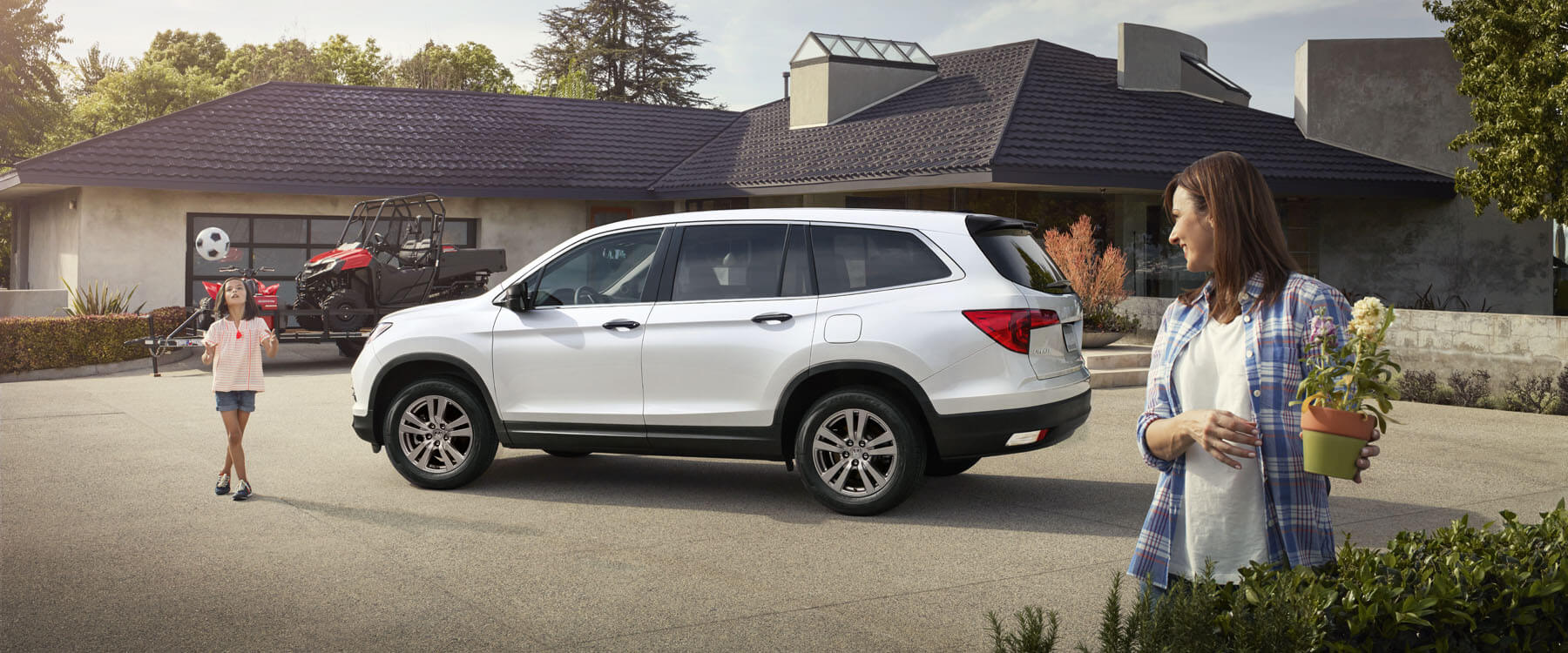 discover some of the best family suvs on the road
