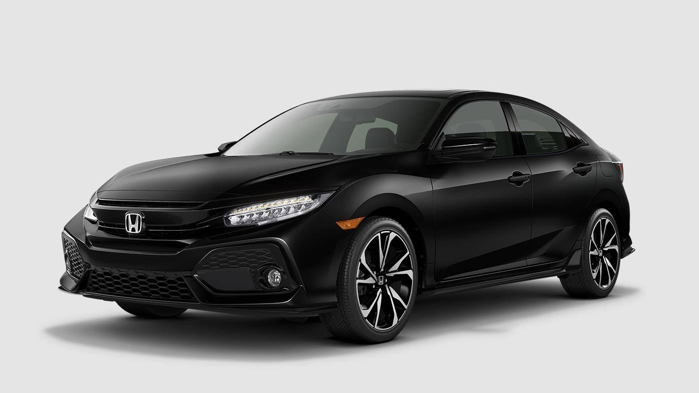 explore the 2017 honda civic hatchback trim levels