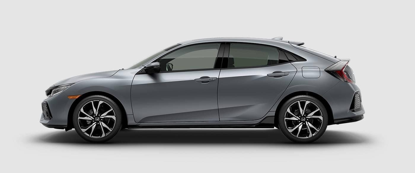 Honda Civic Hatchback Smart Entry