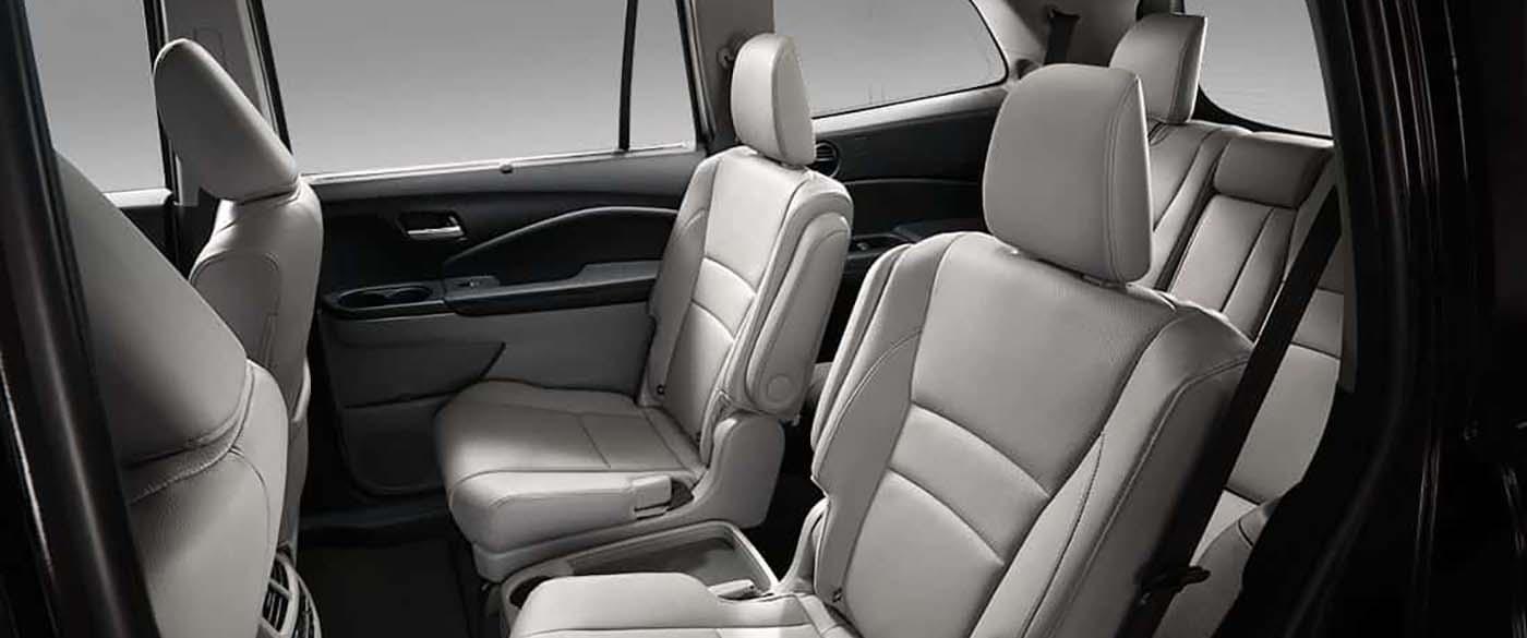 Honda Pilot Leather Ventilated Seating