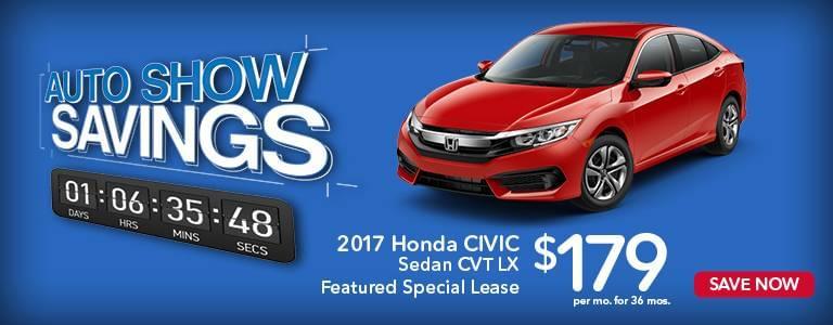 Metro Milwaukee Honda Dealers Auto Show Savings