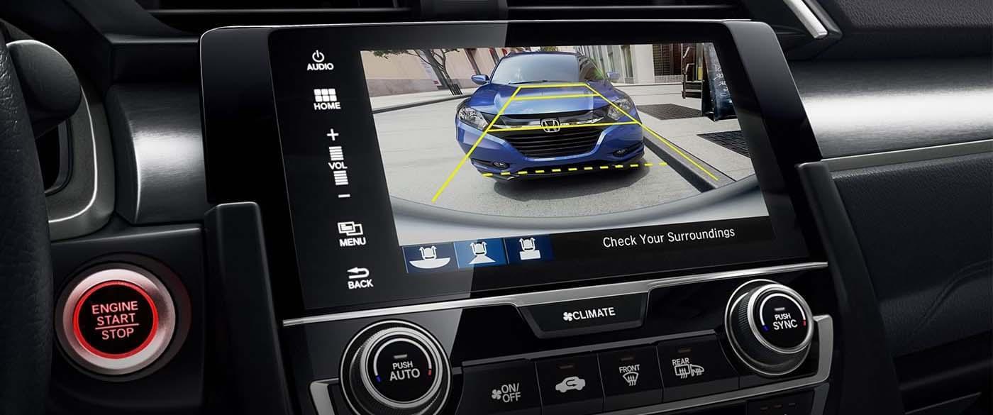 2017 Honda Civic HB Camera