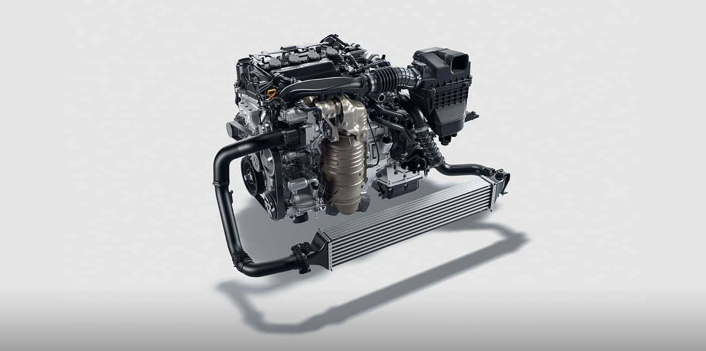 2017 Honda Civic HB Motor