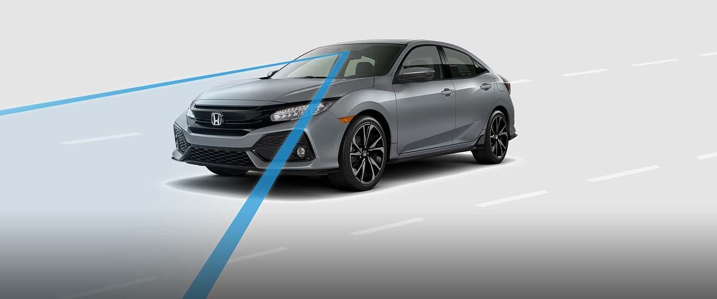 2017 Honda Civic HB Safety