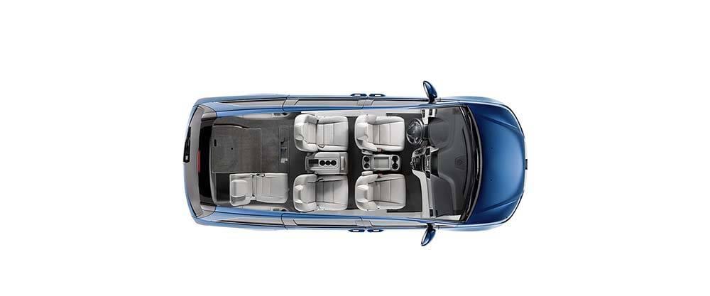 2017 honda odyssey trim levels redefine family driving for Honda odyssey magic seat