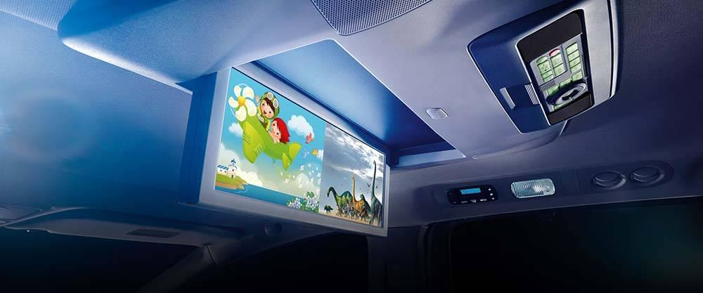 2017 Honda Odyssey Screen