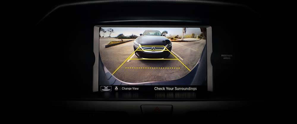 2017 Honda Odyssey Safety