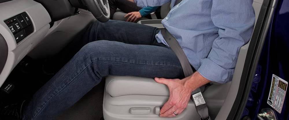 2017 Honda Odyssey Power Seat