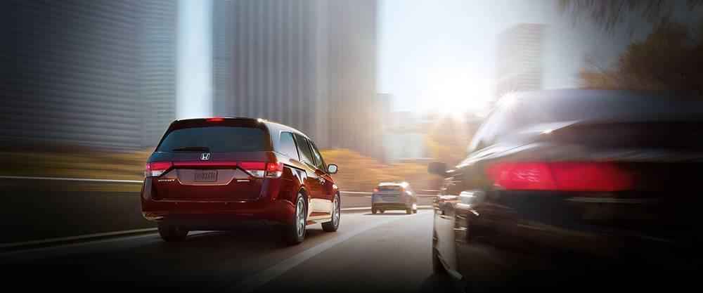 2017 Honda Odyssey Traffic