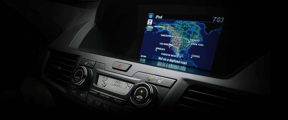 2017 Honda Odyssey Technology