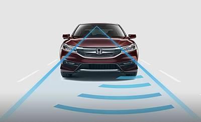 2017 Honda Accord Sensing
