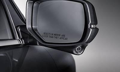 2017 Honda Accord Mirror