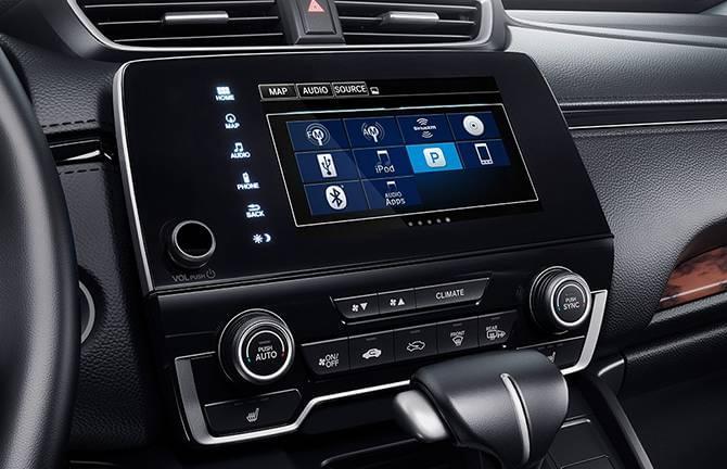2017 Honda CR-V Technology