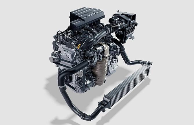 2017 Honda CR-V Motor