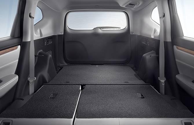 2017 Honda CR-V Space