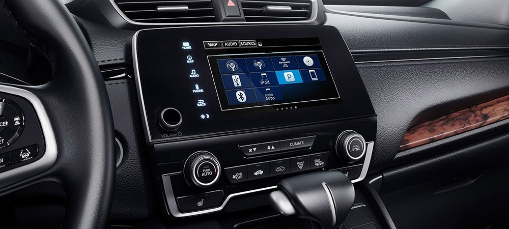 2017 Honda CR-V Touchscreen
