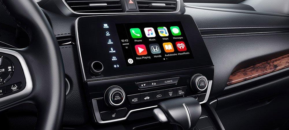 2017 Honda CR-V Apple