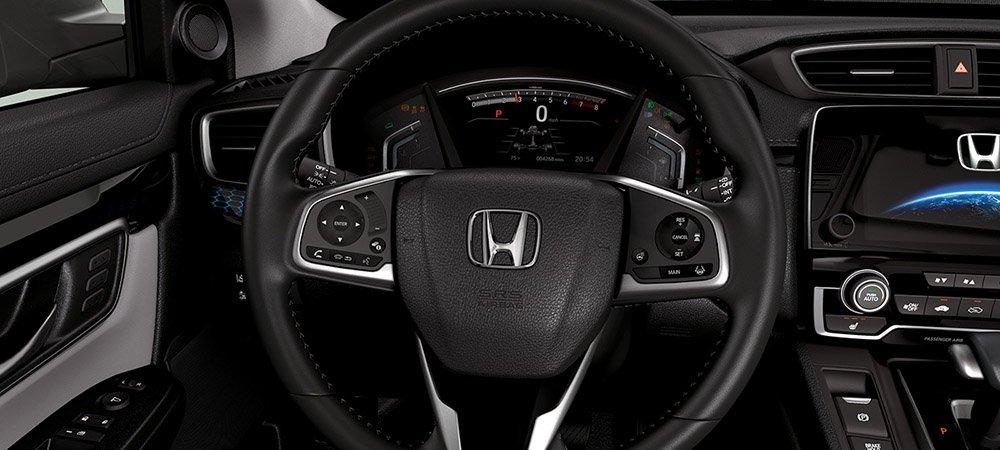 2017 Honda CR-V Dash