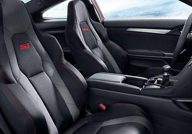 2017 Honda Civic Si Comfort