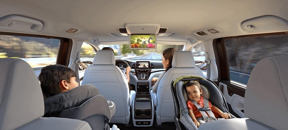 2018 Honda Odyssey Family