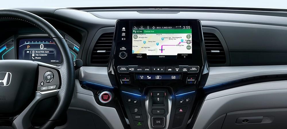 2018 Honda Odyssey GPS