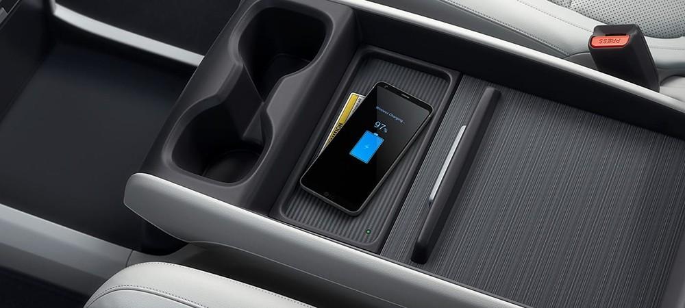 2018 Honda Odyssey Cell Phone