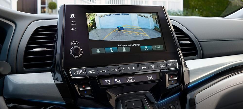2018 Honda Odyssey Safety