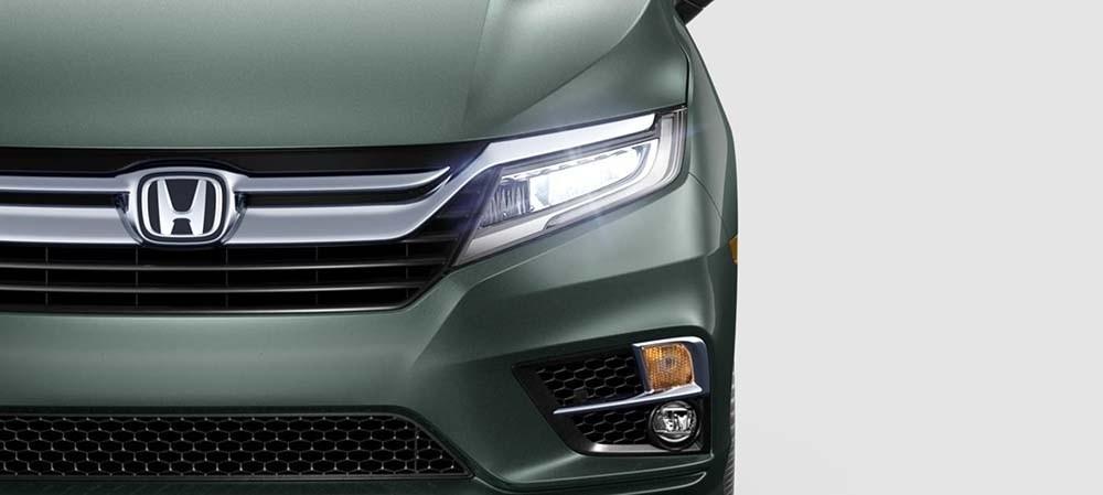 2018 Honda Odyssey Headlight